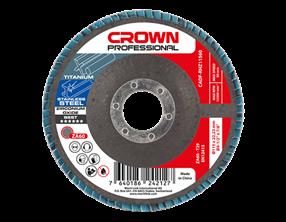 Picture of Zirconium oxide abrasive flap discs BEST