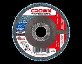 Picture of Zirconium oxide abrasive flap discs EXPERT
