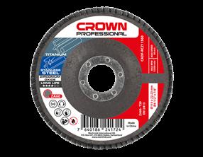Picture of Zirconium oxide abrasive flap discs LONG LIFE